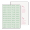 DocuGard DocuGard Security Paper, 8-1/2 x 11, Green, 500/Ream