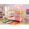 Thomas Twin/Twin Bunk Bed, Yellow