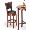 Chelsea Bar Chair with Swivel, Oak