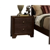 Madison Nightstand , Espresso