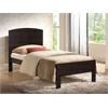 Donato Twin Bed, Wenge