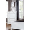 Merivale Chest, White