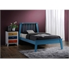 Marlton Twin Bed, Blue
