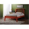 Marlton Queen Bed, Orange