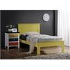 Prentiss Full Bed, Yellow