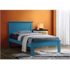 Prentiss Twin Bed, Blue