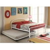 Cailyn Twin Bed, White