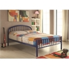 Cailyn Full Bed, Blue