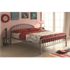 Cailyn Full Bed, Silver