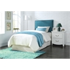 Sabina Queen/Full Headboard Only, Blue Linen