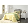 Viola Twin Headboard Only, Gray PU