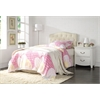 Viola Twin Headboard Only, Cream PU