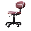 All Star Youth Office Chair with Pneumatic Lift, Football
