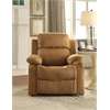 Parklon Recliner, Chocolate