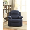 Parklon Recliner, Blue