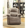 Parklon Recliner, Gray