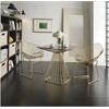 Rianne Chair (1Pc), Gold