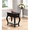 Woaton Side Table, Black
