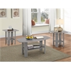 Sadiya Coffee Table, Gray Oak