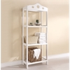 Sarila Shelf Rack (3-Tier), White