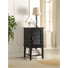 Hilda Side Table, Black