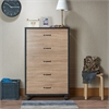 Bemis Chest, Weathered Light Oak