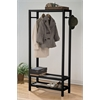 Maeve Garment Rack, Black