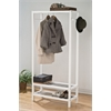 Maeve Garment Rack, White
