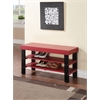 Ramzi Bench, Red