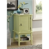 Hilda II Floor Cabinet, Light Yellow