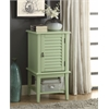 Hilda II Floor Cabinet, Light Green