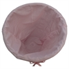 Round Hamper Liner - Pink