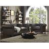 Durango Antique Brown Leather Sofa