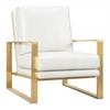 Mott Textured Chair in Pearl