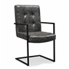 Stanley Grey Arm Chair