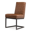 Austin Brown Chair set of 2