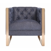 Farah Navy Chair