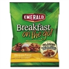 Emerald Breakfast on the go, Breakfast Nut Blend, 1.5oz Bag, 8/Box
