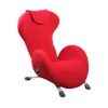Dynamic Lower Body Toning Massage Chair Berkley Edition (Red)