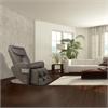 Dynamic Bellevue Edition 2 Stage Zero Gravity Massage Chair (Taupe - Black 2-Tone)