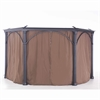 Universal Curtain for Hexagonal Gazebo