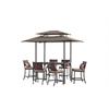Brandy Bar & Canopy Set