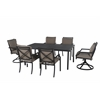 East Pointe 7 pc Dining Set