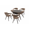 Georgia 5pc Dining Set
