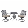 Renaissance 3pc Bistro Set