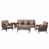 Brook 5pc Deep Seating Set
