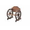 Rustic Wood Chair