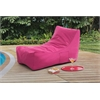 King Chair Lounger  Pink