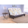 Aspen Frame/Reclaim Mocha  Finish/English Garden Mattress