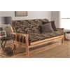 Lodge Frame-Natural Finish-Peter's Cabin Mattress